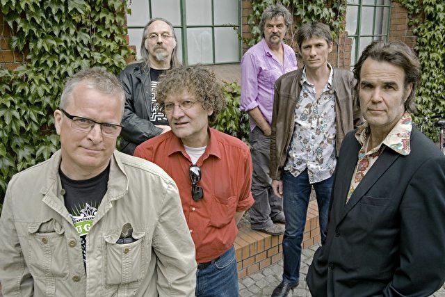 Living Legend: bots - endlich wieder on tour.    Foto: al dente media GmbH