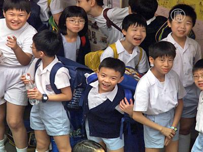 """Hongkong: """"Notwendige Gehirnwäsche"""" für Schüler unter Kritik"""
