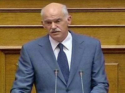 Greek PM Prepare for a Fight