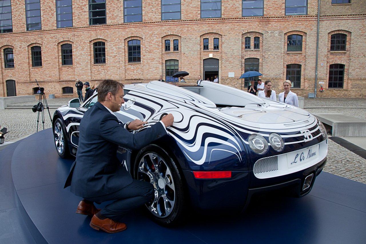bugatti veyron porzellan