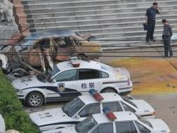 Bombenanschläge auf Regierungs-Gebäude in China