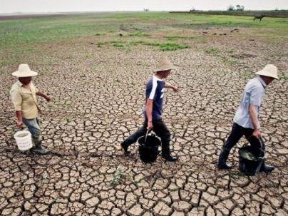 Dürre in China betrifft Umwelt, Wirtschaft und Politik