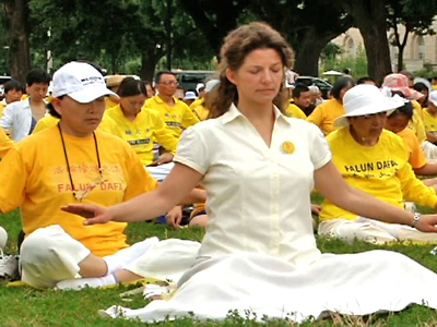 Falun Gong's 12-year Peaceful Resistance to the CCP's Persecution
