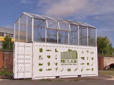Berlin Embraces Rooftop Farming