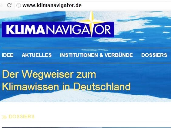 Klimawissen in Deutschland kompakt