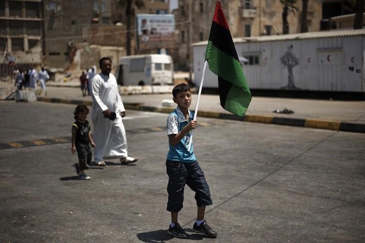 Arabischer Frühling kommt in langem Kampf zum Stillstand