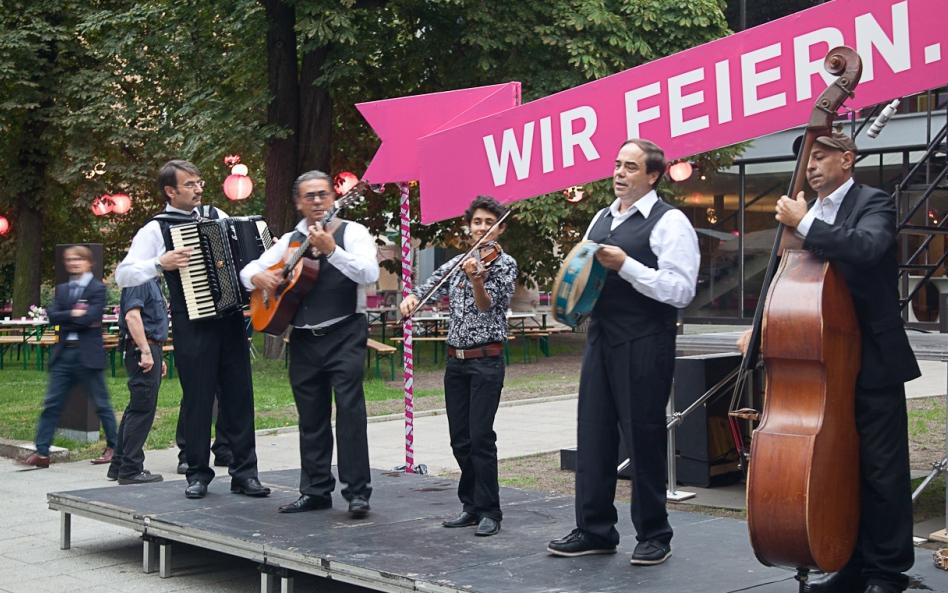 Haus der Berliner Festspiele wiedereröffnet
