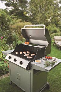 Draußen leben und kochen: Das Gartenmöbel Outdoorküche.