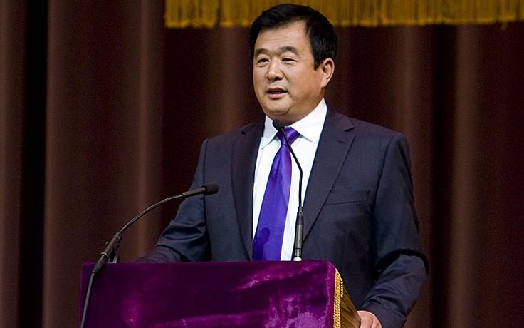 Falun Gong-Gründer spricht bei der New York Konferenz