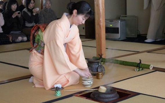 Teezeremonie des Kriegers: Reinigung von Geist, Herz und Körper