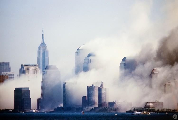 Künstler reagieren auf die Tragödie vom 9/11