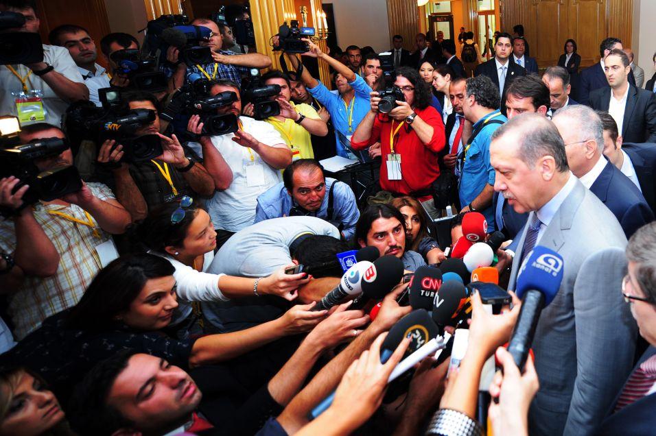 Arabischer Frühling, türkische Ernte