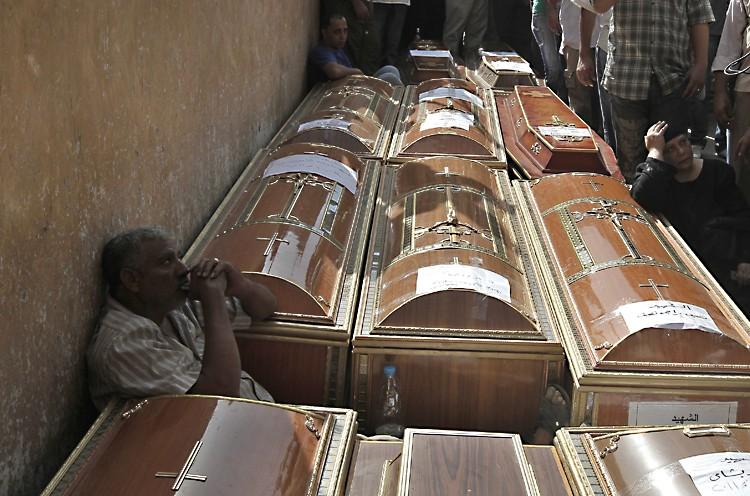 Ägyptens Umgang mit koptischen Unruhen gefährdet Demokratie