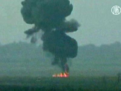 Tragödie bei Flugschau in Xi'an