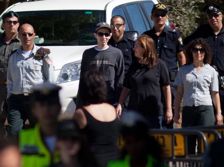Israels Gilad-Shalit-Deal
