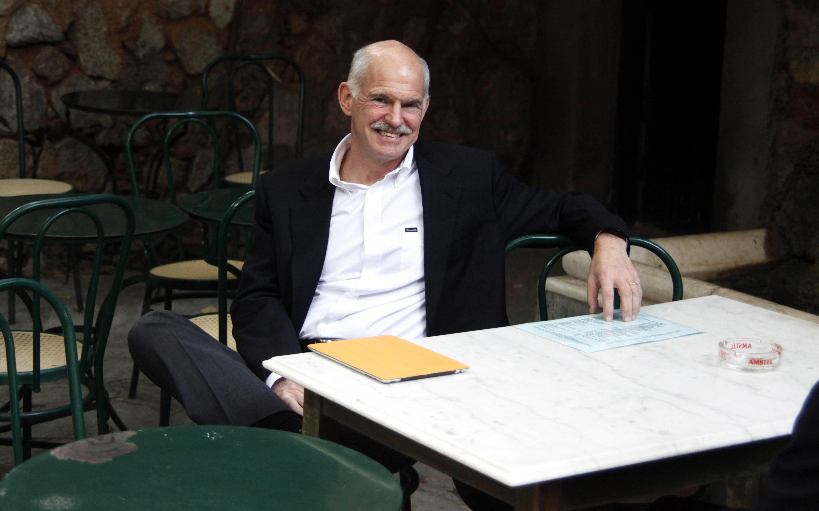Papandreou – Wer wird sein Nachfolger?