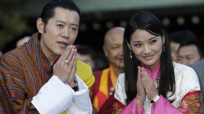 Deutschland nimmt diplomatische Beziehungen zu Bhutan auf