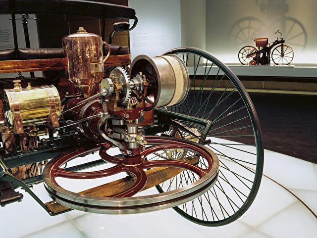 Legendäre Autos, Automobilgeschichte und die großen Namen in Stuttgart. Foto: Daimler AG