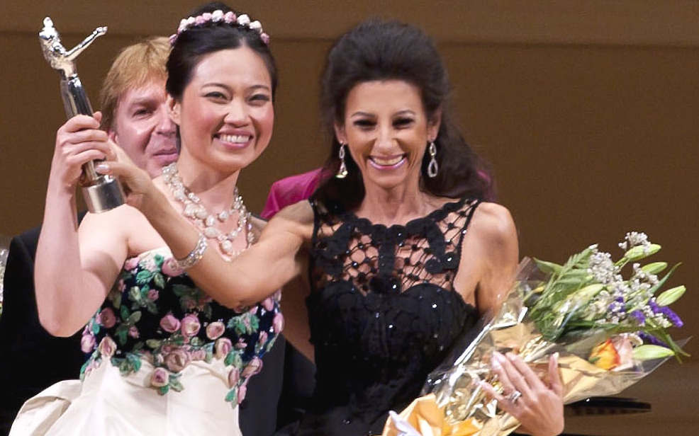 Eine Opern-Diva spricht über Schönheit und Tradition