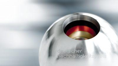 Deutscher Nachhaltigkeitspreis 2011 mit Show-Effekt