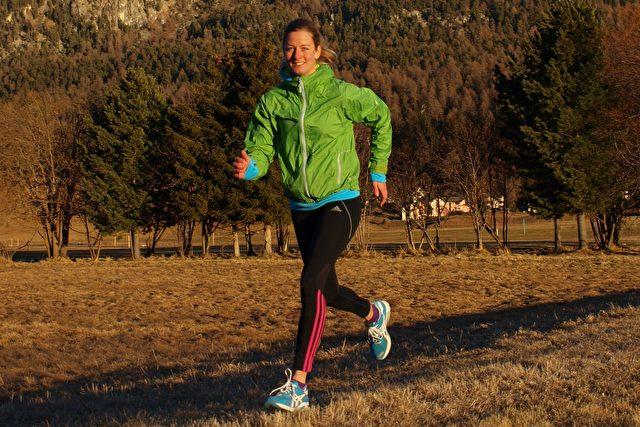 Um sich auf das Wüstenrennen vorzubereiten, absolviert die 33-jährige Anne-Marie Flammersfeld derzeit ein Pensum von 140 Kilometern in der Woche. Foto: Pressestelle DSHS Köln