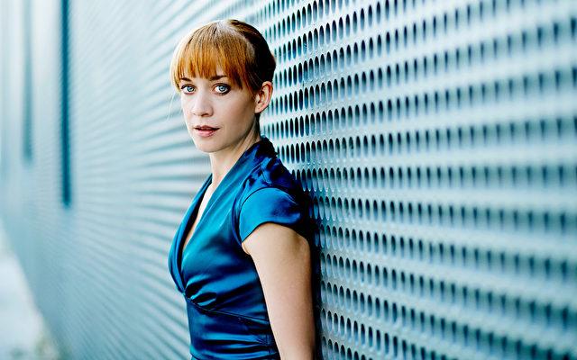 Schauspielerin Annika Ernst. Foto: Katja Kuhl