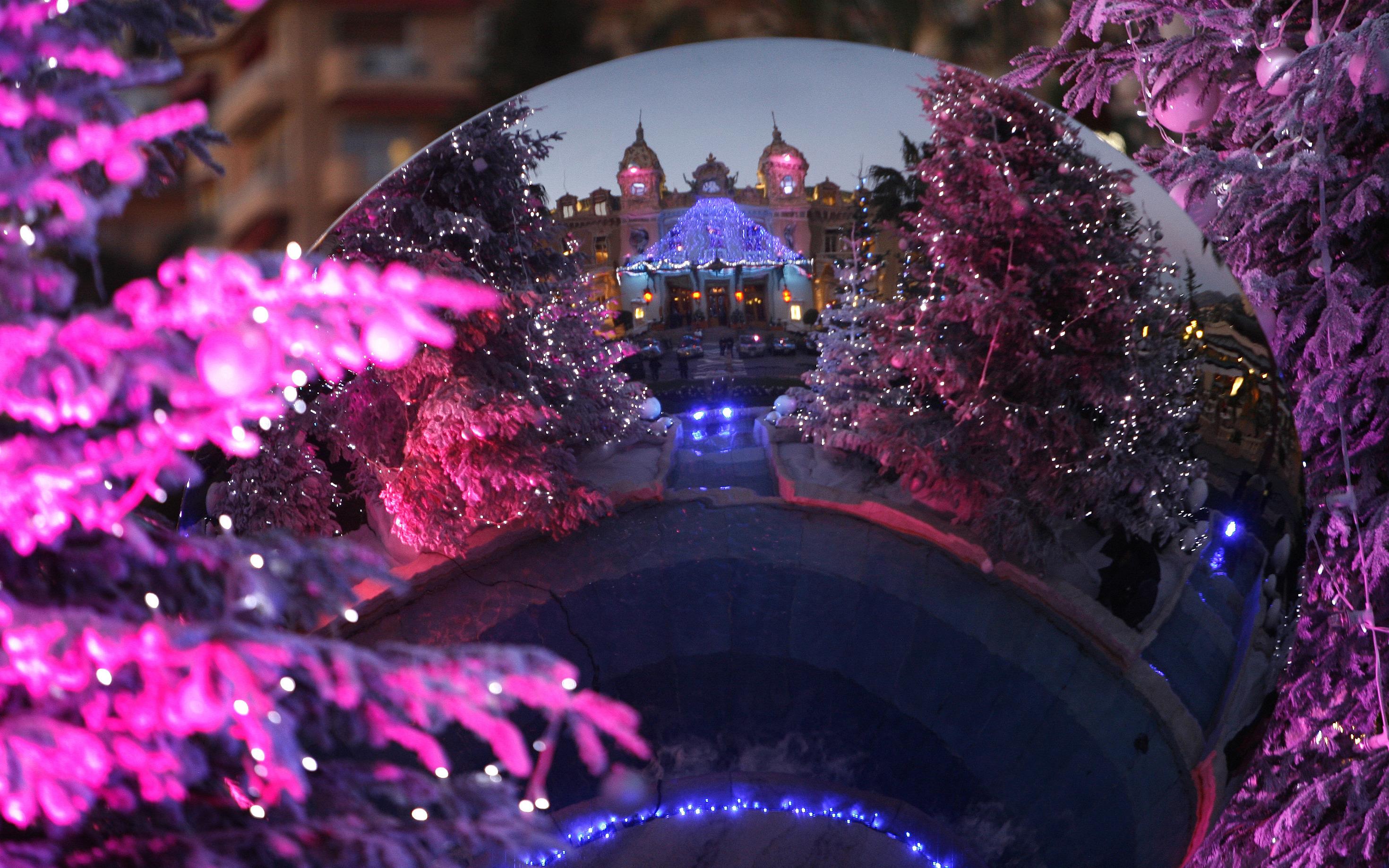 Weihnachten in Monaco