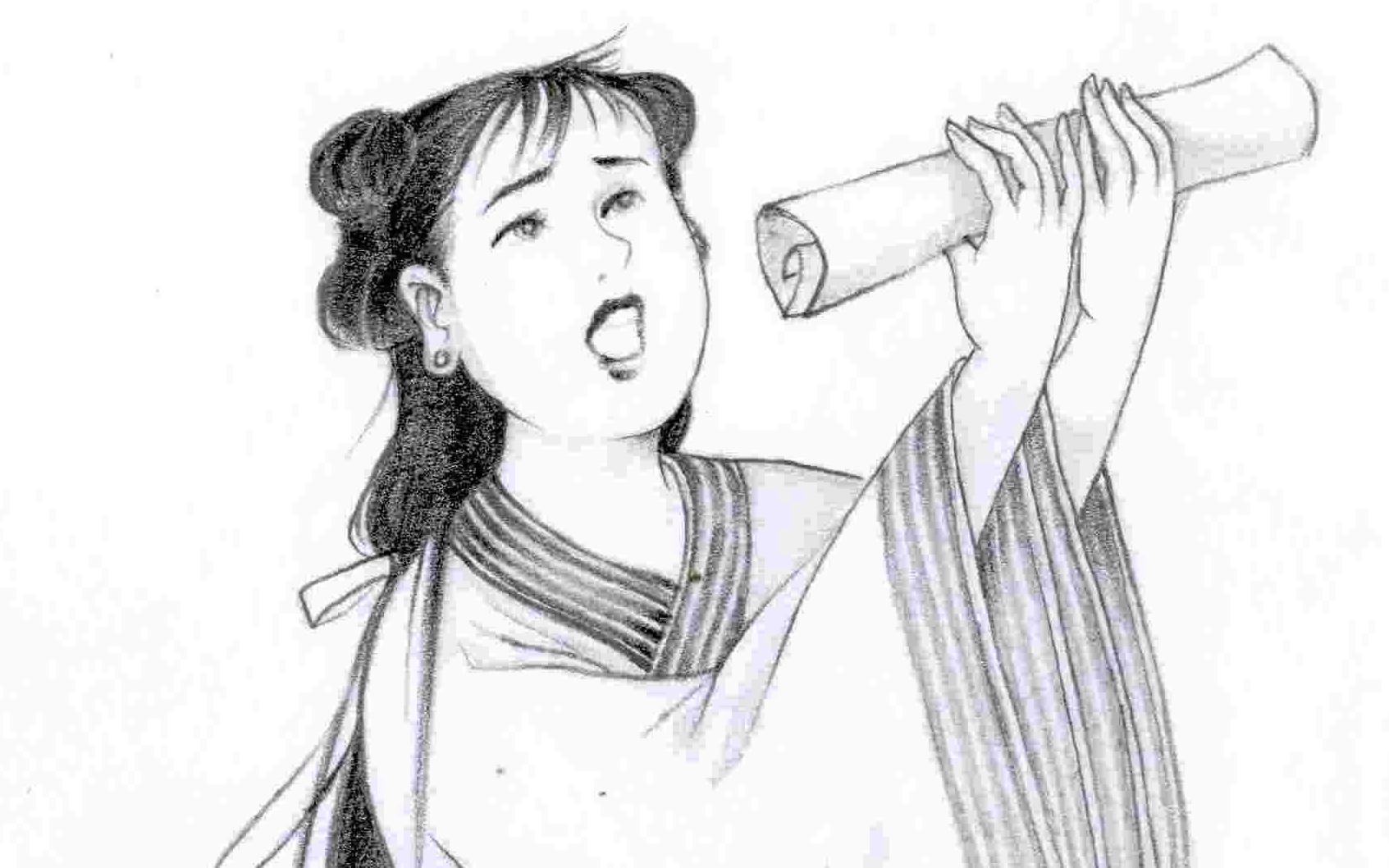 Tiying, die furchtlose Tochter