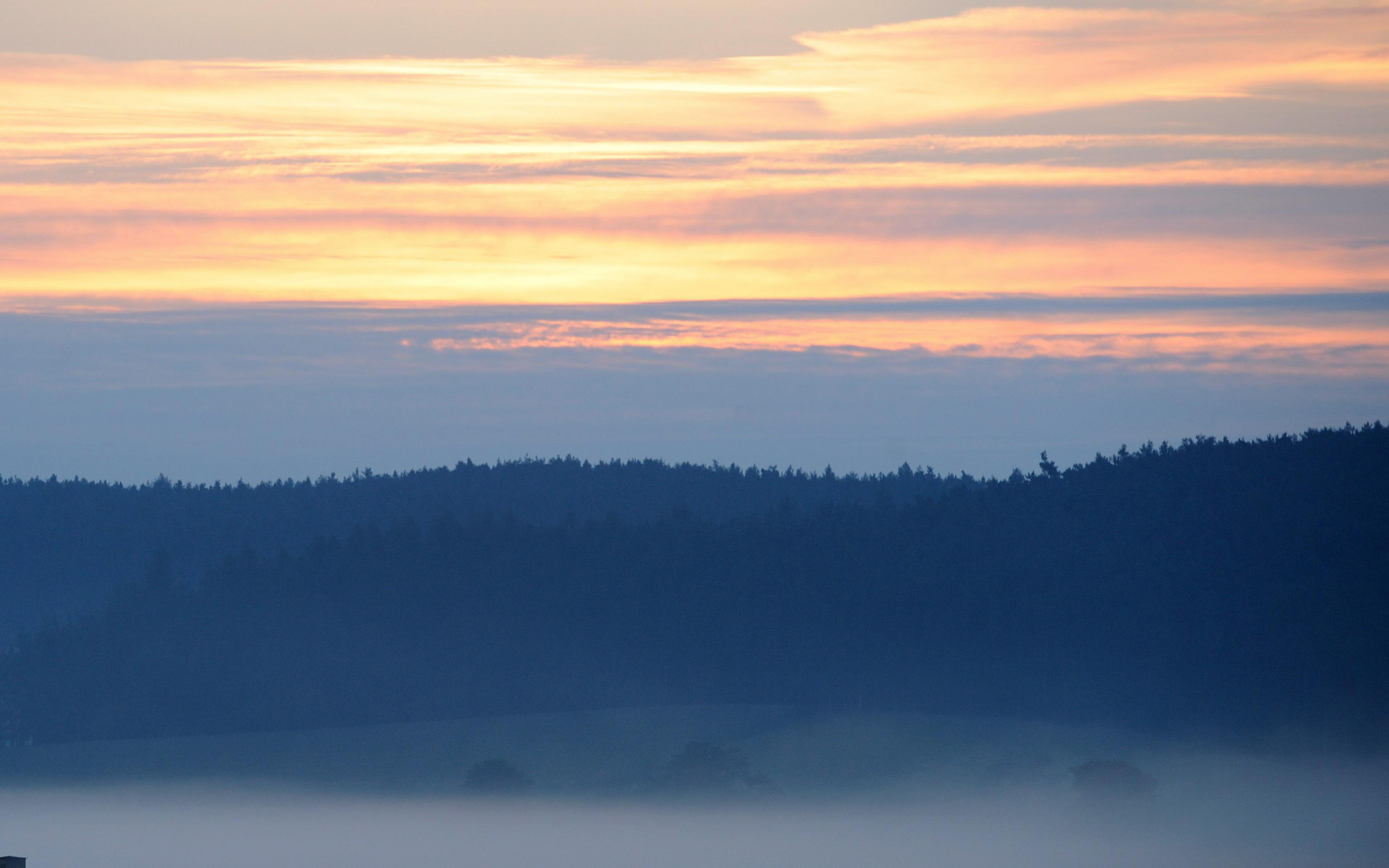 Fliegt der erste Morgenstrahl – Von Joseph Freiherr von Eichendorff