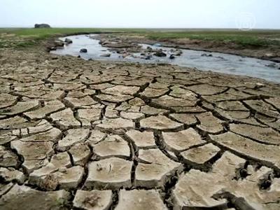 Chinas größter Süßwassersee trocknet aus