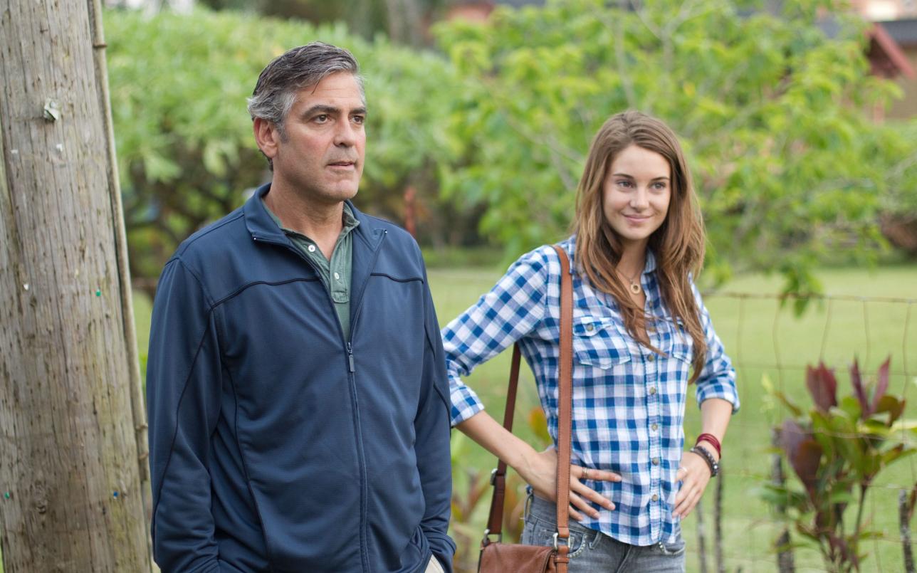 Kino Kino: George Clooney mit Descendants auf Oscar Kurs