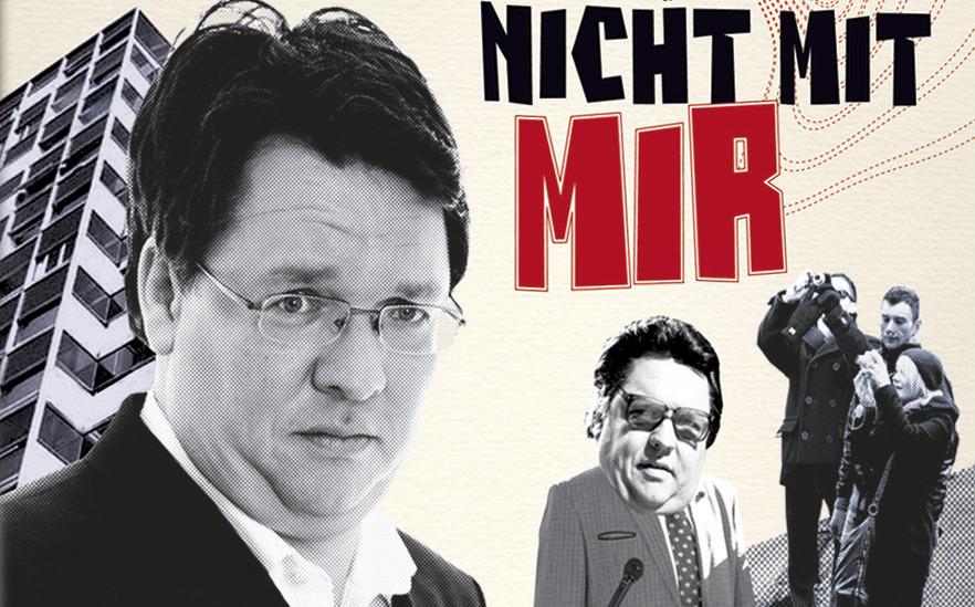 Kabarettist Helmut Schleich: Nicht mit mir