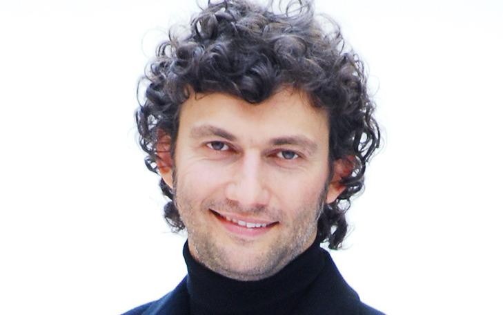 Liederabend von Jonas Kaufmann in der Berliner Philharmonie