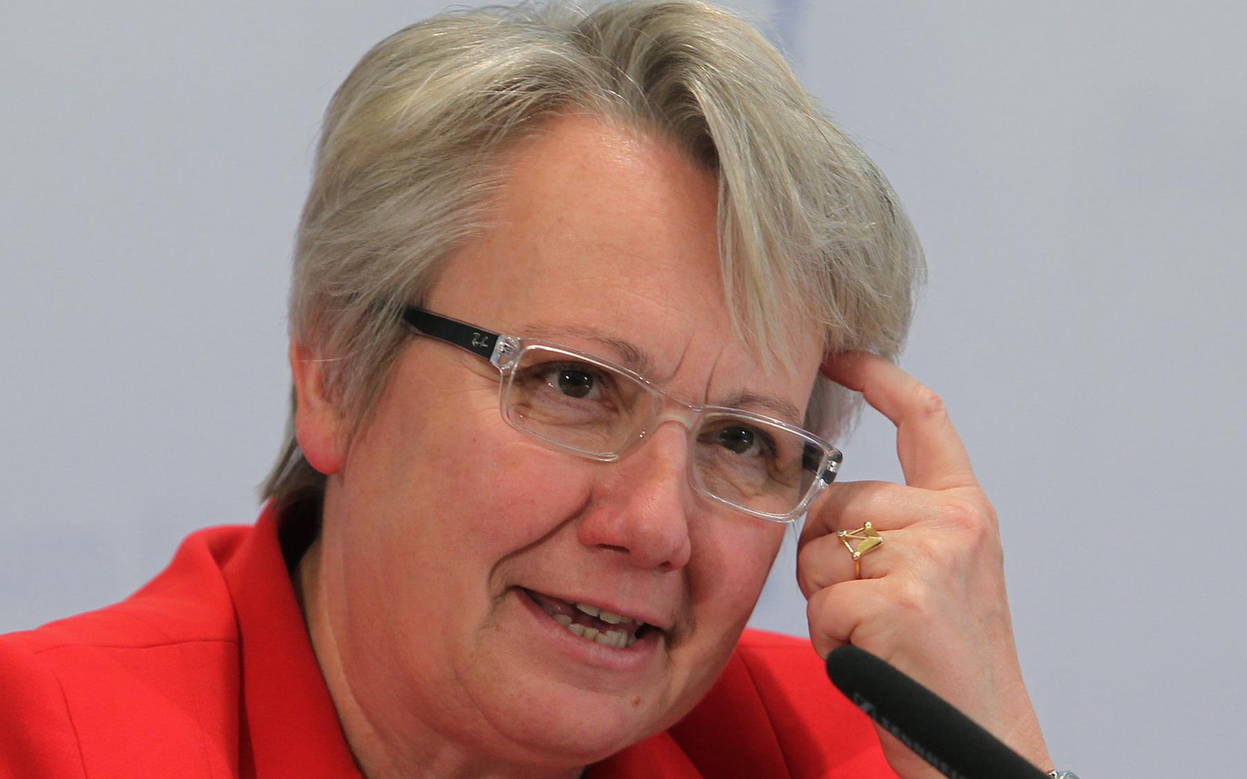 """Schavan fördert Forschung """"Zivile Sicherheit"""""""