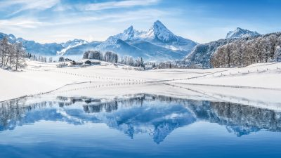 Der Winter ist ein rechter Mann – Von Matthias Claudius