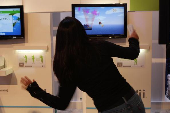 Nintendo Wii: Das sieht nach Sport aus, ist aber keiner drin