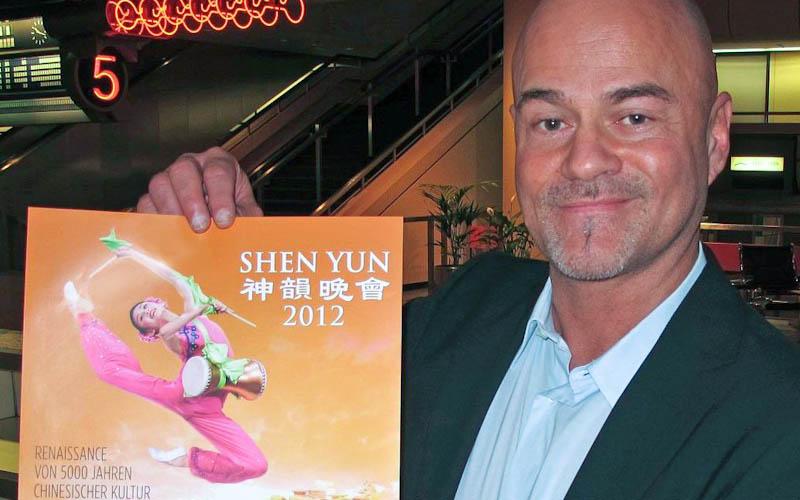"""""""Die wirkliche Kultur Chinas kam auf die Bühne von Shen Yun"""""""