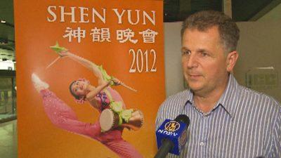 """Unternehmer zu Shen Yun: """"Unglaublich"""""""