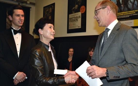 """Montblanc würdigt Shen Yun als """"Förderer der Künste"""""""