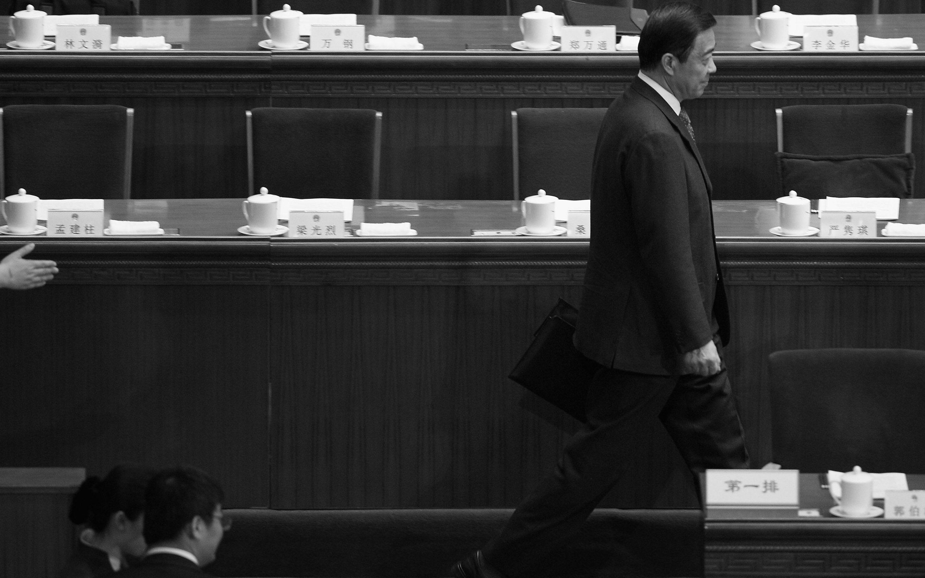 Bo Xilai – politischer Star in China endgültig entmachtet