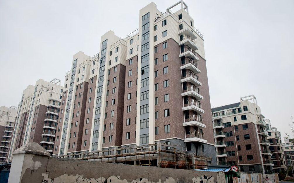 China: Immobilienmarkt im Sinkflug