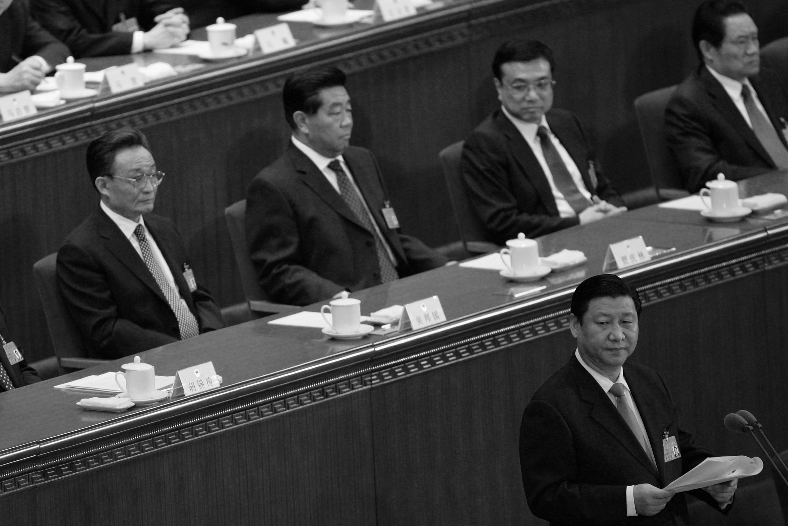 China: Haben Ermittlungen gegen Zhou Yongkang begonnen?