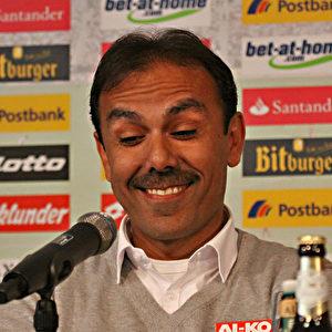 Der Trainer des FC Augsburg, Jos Luhukay.  Foto: Steffen Andritzke/The Epoch Times