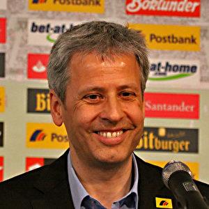Lucien Favre, der Trainer der Borussia.  Foto: Steffen Andritzke/The Epoch Times