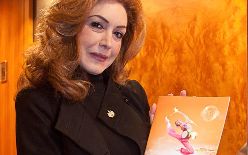 """Maryam Maleki: """"Shen Yun bringt Schönheit und Göttlichkeit"""""""