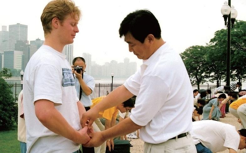 China: Bericht über heilende Wirkung von Qigong