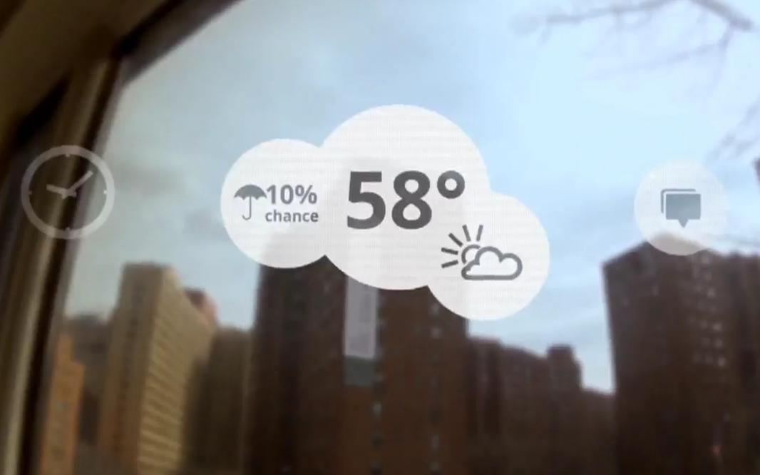 Neues Video zeigt Googles Daten-Brille im Härtetest