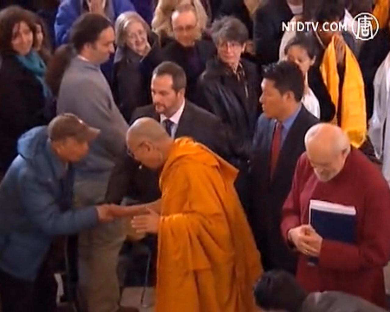 Großbritannien: Dalai Lama-Besuch ein Dorn im Auge Chinas