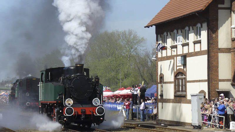 Eisenbahn Romantik In Polen Die Dampflok Lebt