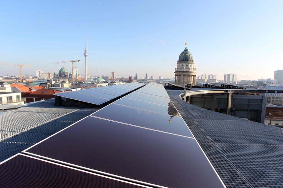 Korrekturen in der Solarstromförderung lösen Handbremse bei der Energiewende nicht